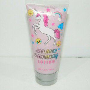 Justice Rainbow Raspberry Lotion Unicorn